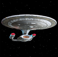 Star Trek Timelines Enterprise D Icon