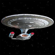 Star Trek Timelines Enterprise D Icon