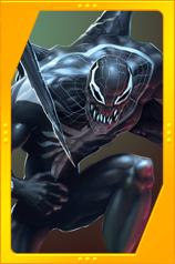 Spider-Man Unlimited - Superior Venom Card Art