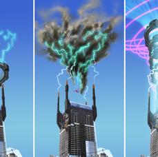Spider-Man Unlimited - Multiverse Portal Concept