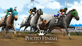 Photo Finish Banner