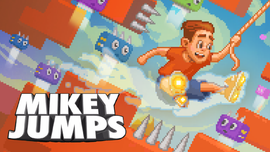 Mikey Jumps cover art