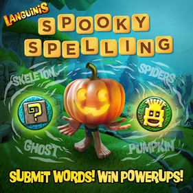 Languinis Halloween Ad