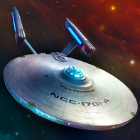 Star Trek Timelines Enterprise A Icon
