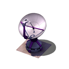 Decoration - Antenna