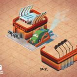 Snot Rod Garage concept