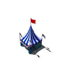 Decoration Souvenior Tent