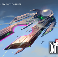 Spider-Man Unlimited Concept Art -Sinister Six Carrier