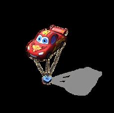 Decoration - McQueen Balloon