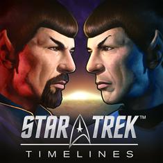 Star Trek Timelines icon