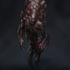 Human Sized Enemy Concept