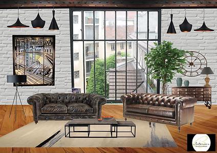 #lestempsmodernes #atelier #loft #decor #deco #decoration #architecturedinterieur #salon #styleindustriel #industriel #loftindustriel