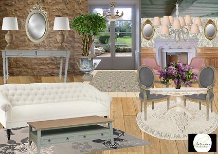#undimanchealacampagne #campagnechic #decor #deco #decoration #architecturedinterieur #salon #salleamanger