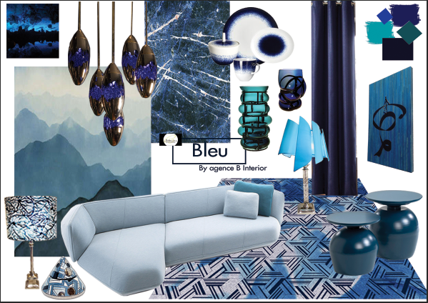 Bleu by Agence B Interior