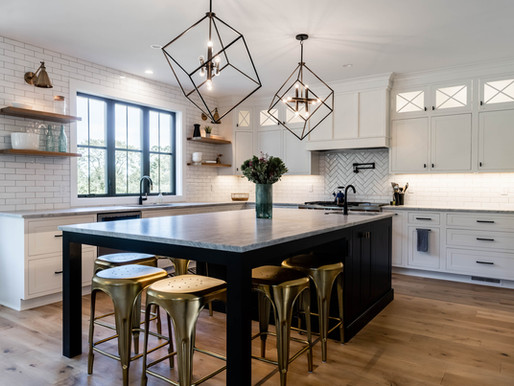 Kitchen Island Trends: Stylish Focal Points, Gathering Spaces, and More