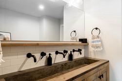 Custom Trough Sink