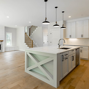 Yarmouth Transitional Kitchen