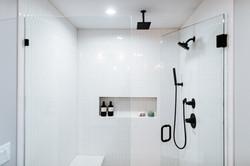 Contemporary Master Shower