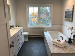 Pamela Rd Master Bathroom