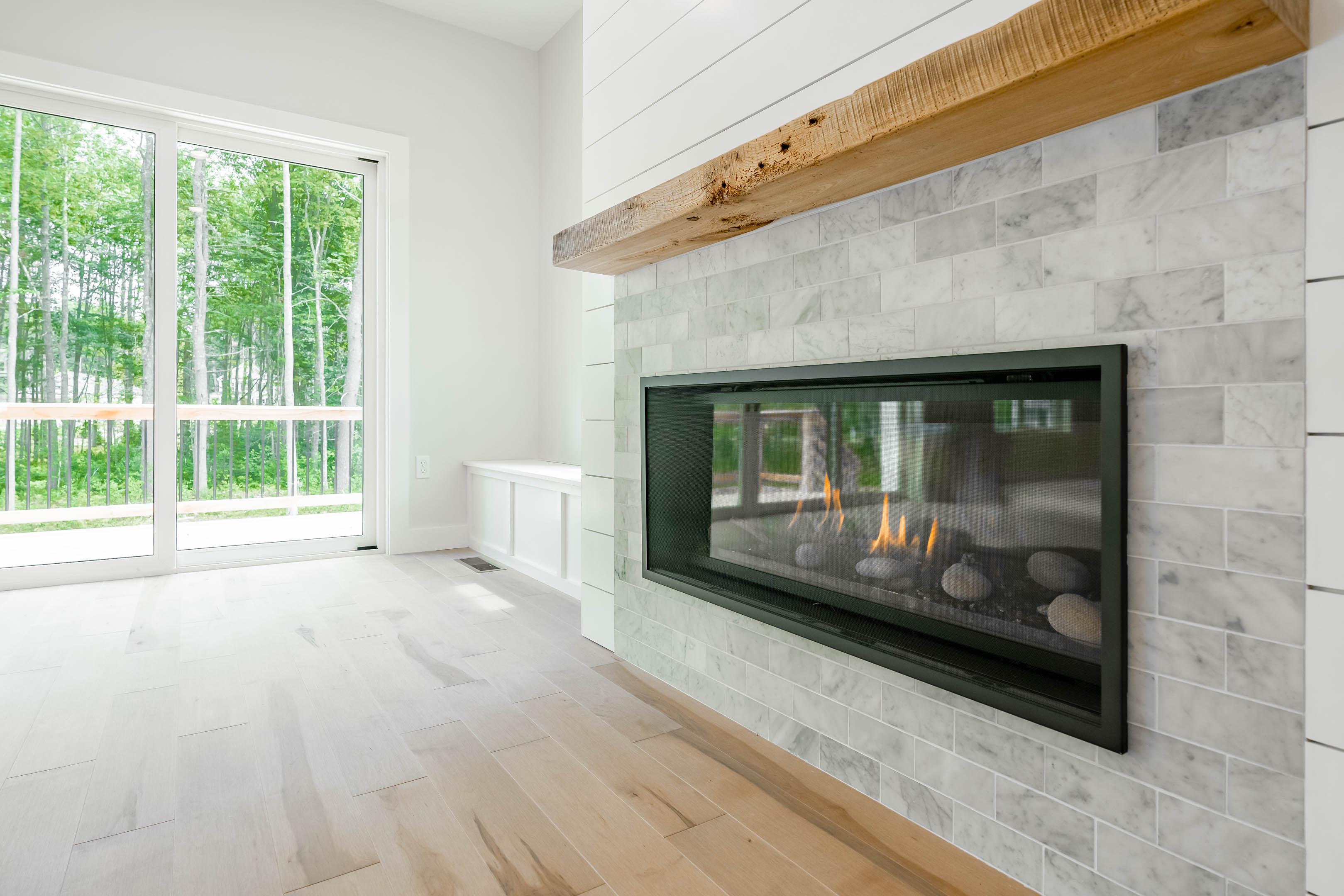 "42"" Fireplace"
