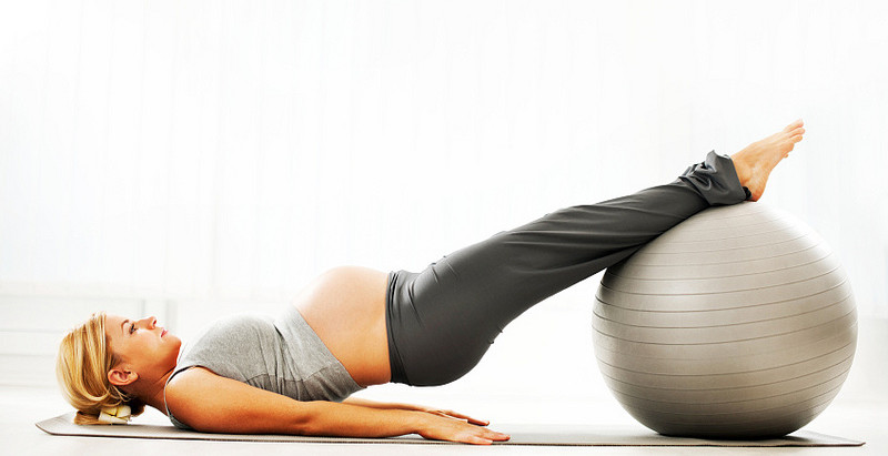 Halte aux idées reçues n°1! l'activité physique est déconseillée pendant la grossesse : faux!!
