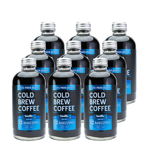 Cold Brew Listo para Beber 9 Pack