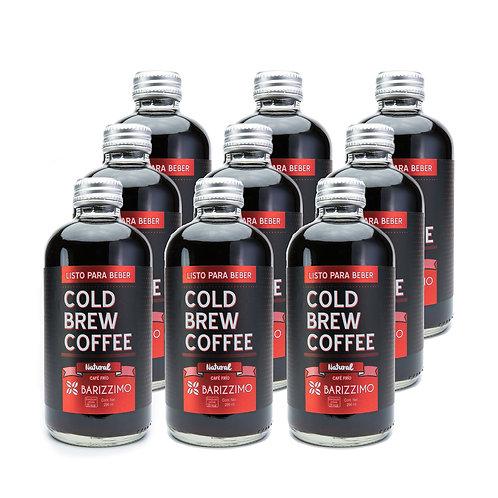 Cold Brew Listo para Beber Sabor Natural 9-Pack