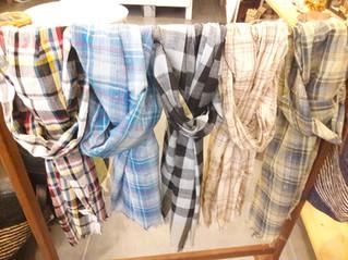 Nouveaux foulards !