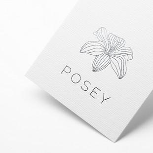 /// logo concept for flower farm