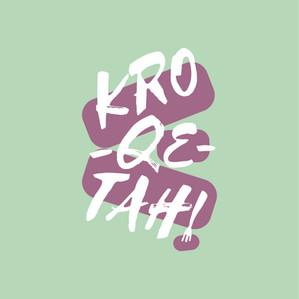 /// logo for Kro-qe-tah! fusion healthy croquetta