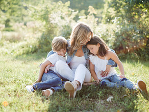 BETH + THE TWINS | SILVER LAKE PARK | Motherhood Session