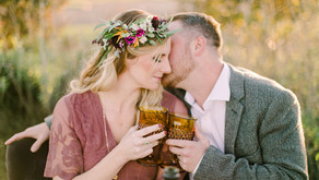 ROMANTIC ELOPEMENT | Early Mountain Vineyard | Styled Shoot