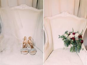 ALEXA + AARON   Bluemont Vineyard Wedding