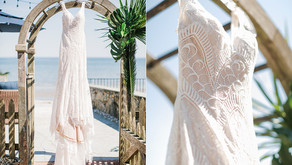 XIOMARA + BRIAN | Fairfield Beach Wedding