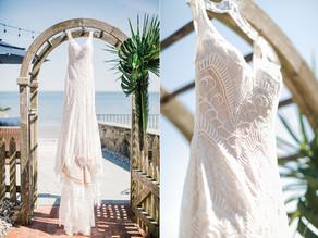 XIOMARA + BRIAN   Fairfield Beach Wedding