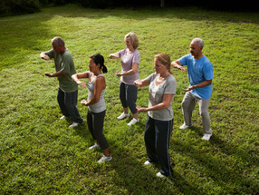 Desk Top Qi Gong: Maintaining Health at the Desk
