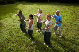 Tai Chi New Spring Session