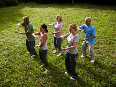 Qi Gong for Stress and Anxiety