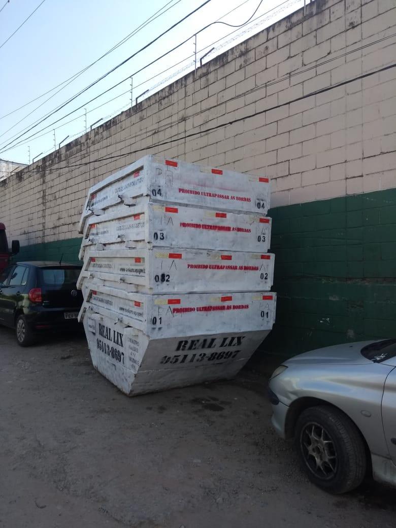 Real Lix Caçambas Osasco