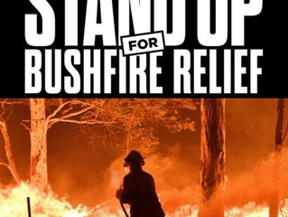 Australian Bush Fire Fundraiser