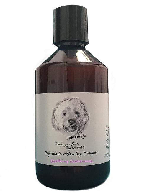 Organic Cedarwood Dog Shampoo 250ml