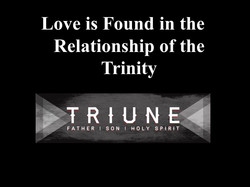 Love+is+Found+in+the+Relationship+of+the+Trinity