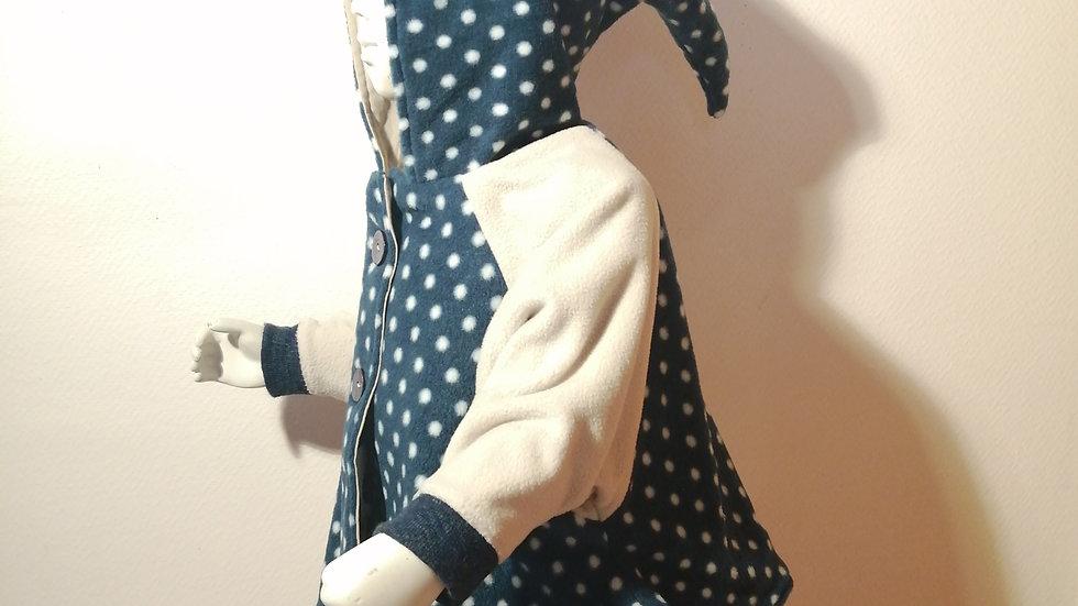 Manteau /cape 2 ans