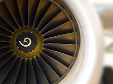 Chemco-ceramic-shots-turbine-of-airplane