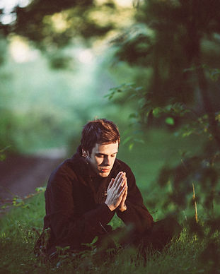Culto em silêncio e meditação