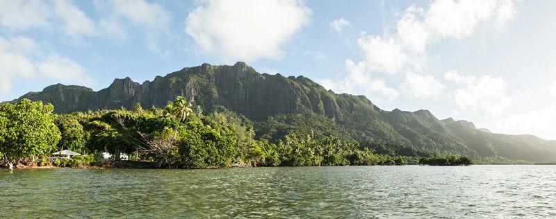 Udu Village, Vanua Levu