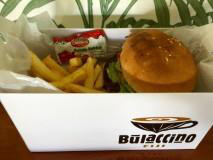 Burger and Chips $20.50