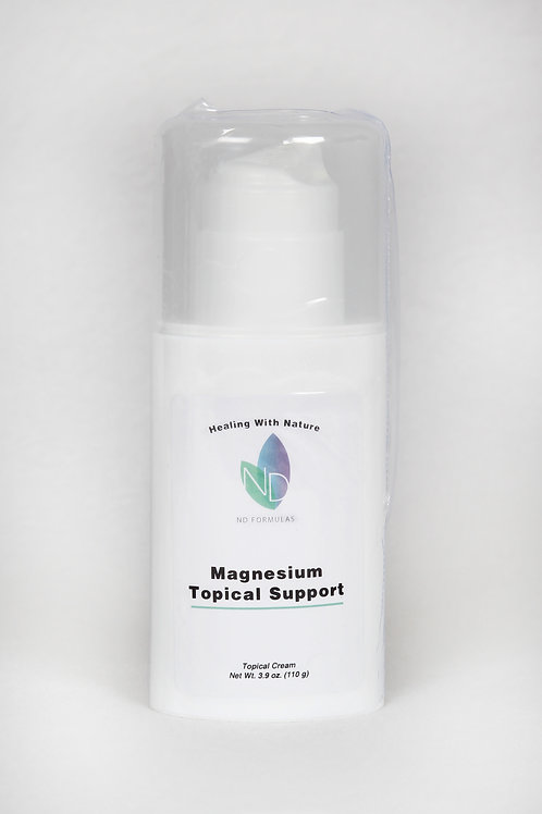 Magnesium Topical Support
