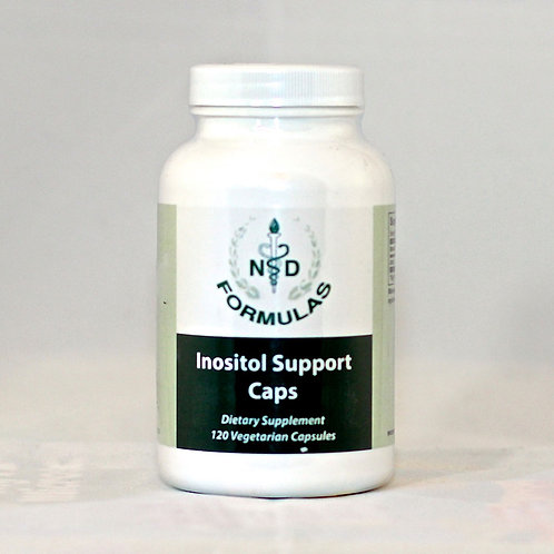 Inositol Support Capsules