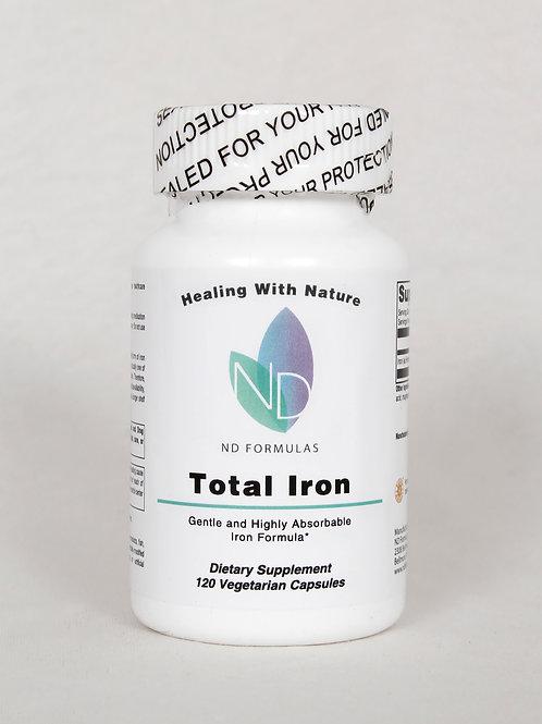 Total Iron